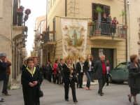 Processione di San Francesco di Paola o di lu Santu Patri - 26 aprile 2009  - Alcamo (2390 clic)
