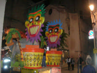 Carnevale 2008 - Sfilata Carri Allegorici lungo il Corso VI Aprile - 2 febbraio 2008   - Alcamo (721 clic)
