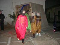 Presepe Vivente animato da alunni dell'Istituto Comprensivo G. Pascoli (105) - 22 dicembre 2007   - Castellammare del golfo (802 clic)