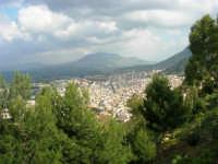 panorama dal Belvedere - 1 maggio 2007  - Castellammare del golfo (797 clic)