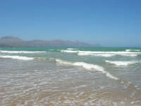 mare mosso - 26 luglio 2007  - Alcamo marina (819 clic)