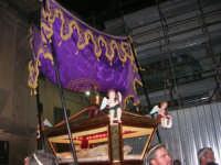 Venerdì Santo: processione del Cristo Morto e dell'Addolorata - piazza Ciullo, dinanzi la Chiesa del Collegio - 21 marzo 2008   - Alcamo (967 clic)