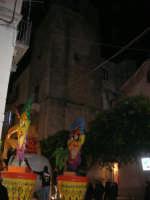 Carnevale 2008 - Sfilata Carri Allegorici lungo il Corso VI Aprile - 2 febbraio 2008   - Alcamo (789 clic)