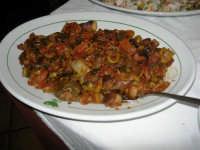 Ristorante La Perla: gli antipasti (caponata di melanzane) - 17 febbraio 2007    - Marausa lido (4901 clic)