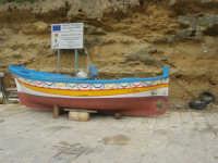 al porto - 22 marzo 2009  - Castellammare del golfo (1189 clic)