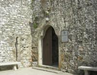 portone d'ingresso alle torri medievali - 1 maggio 2008    - Erice (1045 clic)