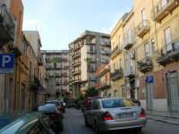 Via Ten.te Salvatore Alberti - 29 aprile 2007  - Trapani (1260 clic)