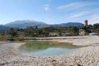 Baia di Guidaloca - fiume - 21 febbraio 2009  - Castellammare del golfo (1223 clic)