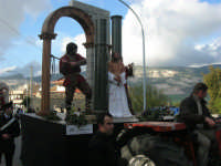 Processione della Via Crucis con gruppi statuari viventi - 5 aprile 2009  - Buseto palizzolo (1518 clic)