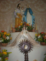 Gli altari di San Giuseppe - 18 marzo 2009    - Balestrate (3734 clic)