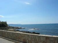 lungomare ed isole Egadi - 6 settembre 2007  - Pizzolungo (2379 clic)