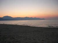 c/da Canalotto - all'imbrunire - 12 maggio 2009    - Alcamo marina (2762 clic)