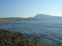 Golfo di Bonagia e Monte Erice - 27 aprile 2008  - Cornino (842 clic)