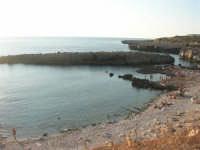 Macari - l'Isulidda: scogli sole e mare - 30 agosto 2008   - San vito lo capo (506 clic)