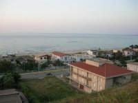 a sera, dopo il tramonto - 3 agosto 2007  - Alcamo marina (822 clic)