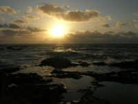 tramonto a Capo Lilybeo - 1 febbraio 2009   - Marsala (3021 clic)