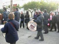 Processione della Via Crucis con gruppi statuari viventi - 5 aprile 2009   - Buseto palizzolo (2045 clic)