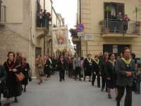 Processione di San Francesco di Paola o di lu Santu Patri - 26 aprile 2009  - Alcamo (2502 clic)