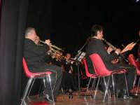 Il Concerto di Capodanno - Complesso Bandistico Città di Alcamo - Direttore: Giuseppe Testa - Teatro Cielo d'Alcamo - 1 gennaio 2009   - Alcamo (3120 clic)