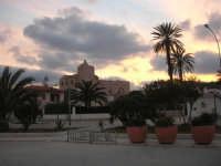 il Santuario, chiesa fortezza dedicata a San Vito martire - 27 gennaio 2008  - San vito lo capo (680 clic)