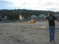 Raduno di amatori di aquiloni: l'Aquilon Act - 10 maggio 2009   - San vito lo capo (2711 clic)