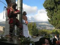 Processione della Via Crucis con gruppi statuari viventi - 5 aprile 2009  - Buseto palizzolo (1650 clic)