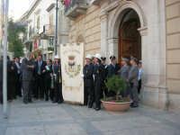Festeggiamenti Maria SS. dei Miracoli - Cerimoniale della Calata - Discesa al Santuario - Piazza Ciullo - 20 giugno 2008  - Alcamo (756 clic)