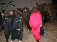 Presepe Vivente animato da alunni dell'Istituto Comprensivo G. Pascoli (110) - 22 dicembre 2007   - Castellammare del golfo (650 clic)