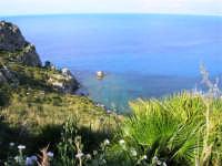 litorale e calette tra Castellammare e Guidaloca - 1 maggio 2007  - Castellammare del golfo (680 clic)