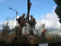 Processione della Via Crucis con gruppi statuari viventi - 5 aprile 2009   - Buseto palizzolo (1706 clic)