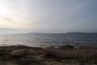 all'orizzonte le isole Egadi - 27 gennaio 2008   - Marausa lido (1581 clic)