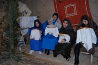 Presepe Vivente animato da alunni dell'Istituto Comprensivo G. Pascoli (11) - 22 dicembre 2007  - Castellammare del golfo (660 clic)