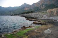 costa e mare alla tonnara - 24 febbraio 2008  - San vito lo capo (589 clic)