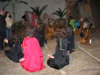 Presepe Vivente animato da alunni dell'Istituto Comprensivo G. Pascoli (112) - 22 dicembre 2007   - Castellammare del golfo (640 clic)