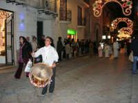 festa dell'Immacolata: la processione nel corso VI Aprile - 8 dicembre 2006   - Alcamo (1288 clic)