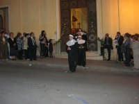 2° Corteo Storico di Santa Rita - Dinanzi la Chiesa S. Antonio - seconda uscita - La badessa e alcune consorelle - 17 maggio 2008  - Castellammare del golfo (853 clic)