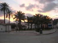 passeggiando dopo il tramonto - palme - 27 gennaio 2008  - San vito lo capo (724 clic)