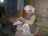Presepe Vivente presso l'Istituto Comprensivo A. Manzoni - 21 dicembre 2008   - Buseto palizzolo (594 clic)