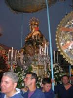festeggiamenti in onore di Maria Santissima dei Miracoli, Patrona di Alcamo - Processione in piazza Ciullo - 21 giugno 2007  - Alcamo (1192 clic)