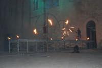 Festeggiamenti Maria SS. dei Miracoli - La Festa del Paradiso - L'Assalto al Castello - Piazza Castello - 20 giugno 2008   - Alcamo (576 clic)