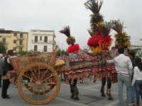 carretti siciliani in piazza Della Repubblica - 18 maggio 2008   - Alcamo (882 clic)