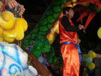 Carnevale 2008 - XVII Edizione Sfilata di Carri Allegorici - Dragon Ball - Associazione Bonagia - 3 febbraio 2008    - Valderice (1129 clic)