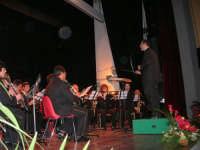 Il Concerto di Capodanno - Complesso Bandistico Città di Alcamo - Direttore: Giuseppe Testa - Teatro Cielo d'Alcamo - 1 gennaio 2009    - Alcamo (3458 clic)
