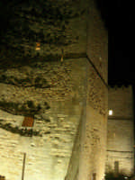 Castello arabo normanno - particolare - 2 gennaio 2009   - Salemi (2559 clic)