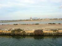 Riserva delle Isole dello Stagnone di Marsala - Salina Infersa - 17 febbraio 2007  - Marsala (1176 clic)