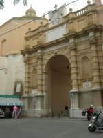 Porta Garibaldi - 11 maggio 1860 - 24 settembre 2007  - Marsala (910 clic)