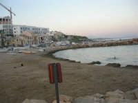 la spiaggia, le case - 1 agosto 2007  - Marinella di selinunte (857 clic)