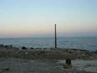 il palo della tonnara - 24 febbraio 2008   - San vito lo capo (575 clic)