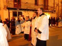 festa dell'Immacolata: la processione nel corso VI Aprile - 8 dicembre 2009  - Alcamo (2088 clic)