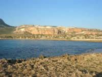 Golfo di Bonagia: cave di marmo di Custonaci, sopra Cornino - 27 aprile 2008  - Cornino (1051 clic)